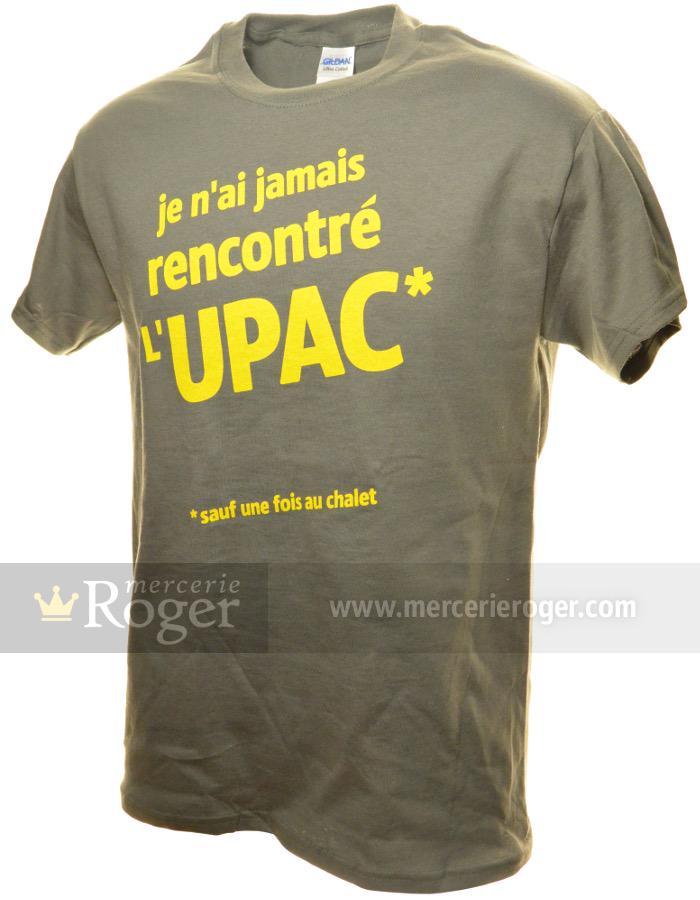 T-shirt de la Mercerie Roger, 2015