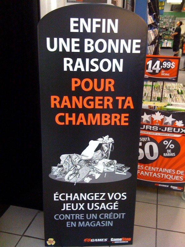 Carrefour Angrignon, 23 juillet 2009