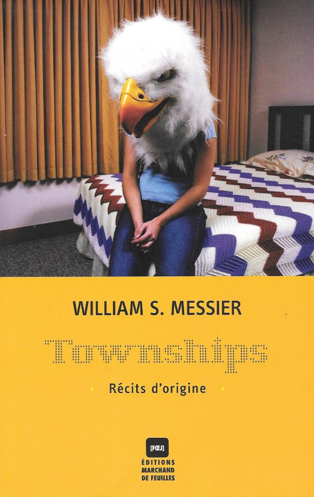 William S. Messier, Townships, 2009, couverture