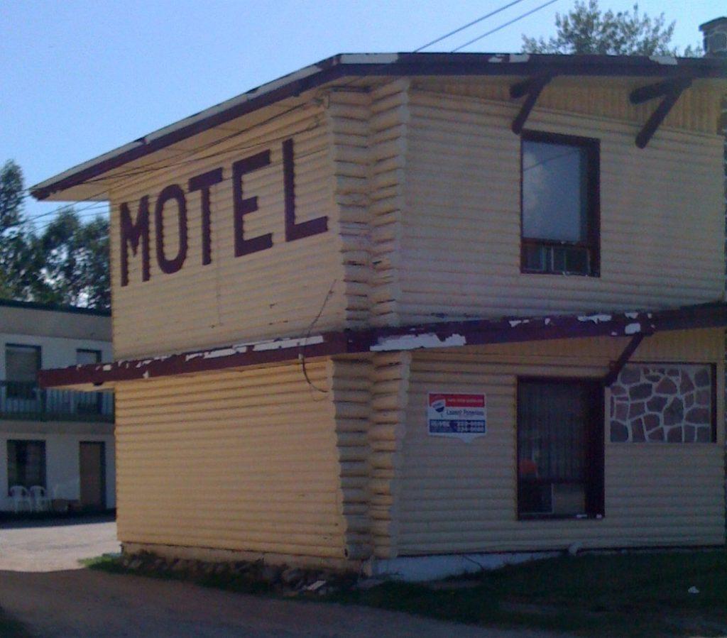 Motel Bar O Bio, Labelle, 12 août 2009