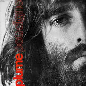 Plume Latraverse, Plume pou digne, 1974, pochette
