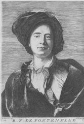 Portrait de Fontenelle