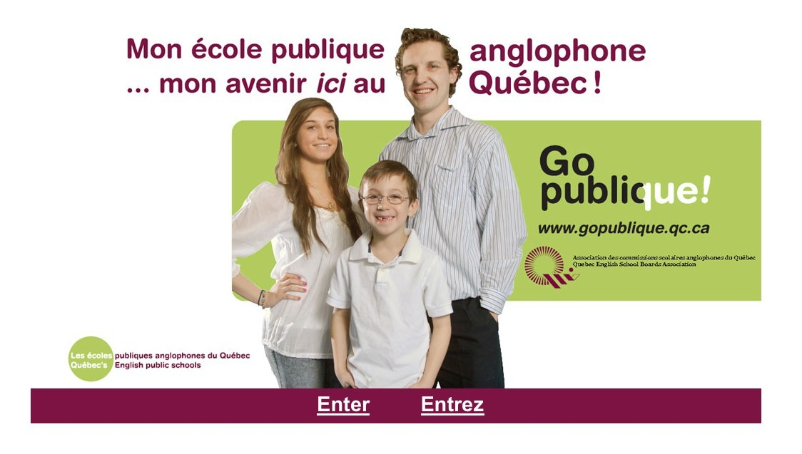 Publicité gouvernementale
