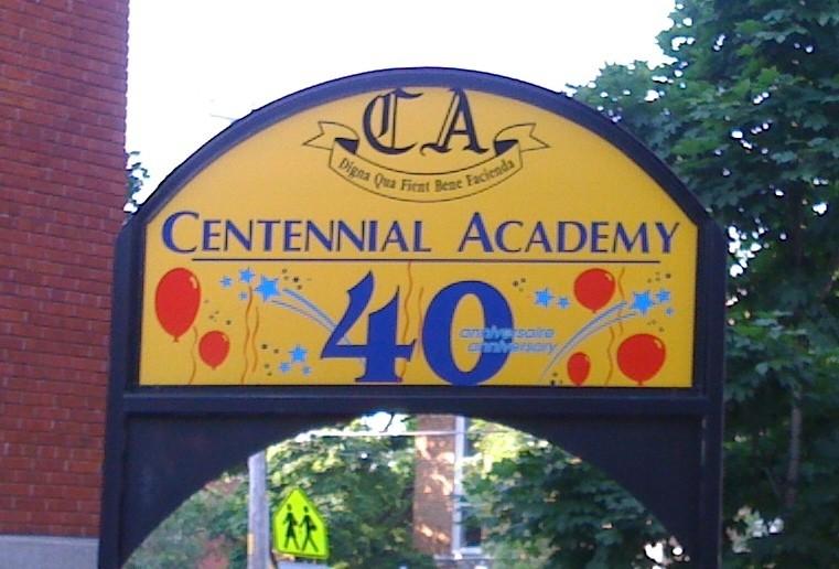 Académie centennale / Centennial Academy, Montréal, 2010