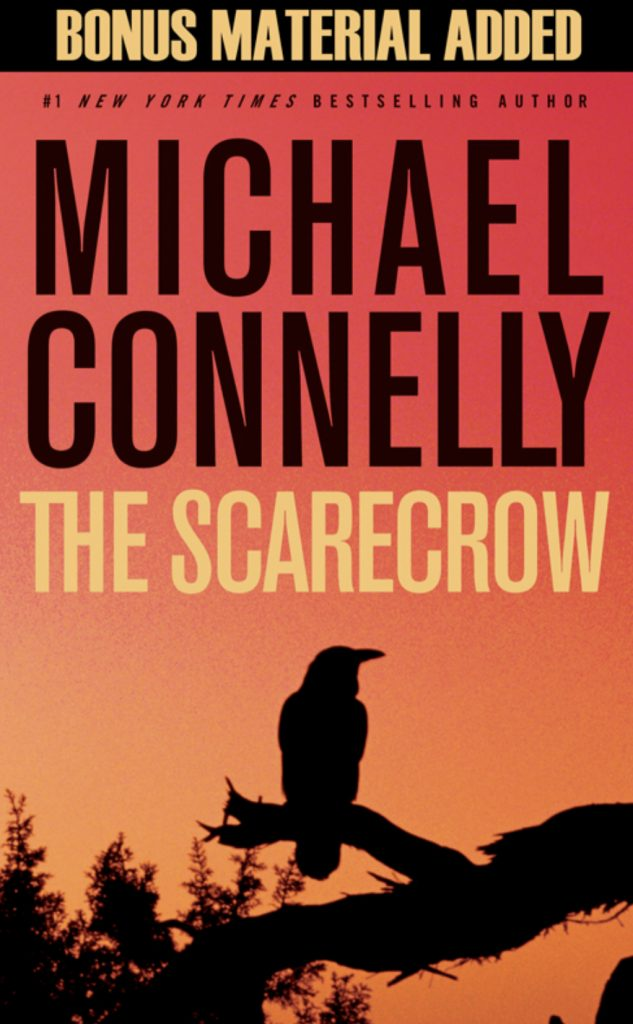 Michael Connelly, The Scarecrow, 2009, couverture