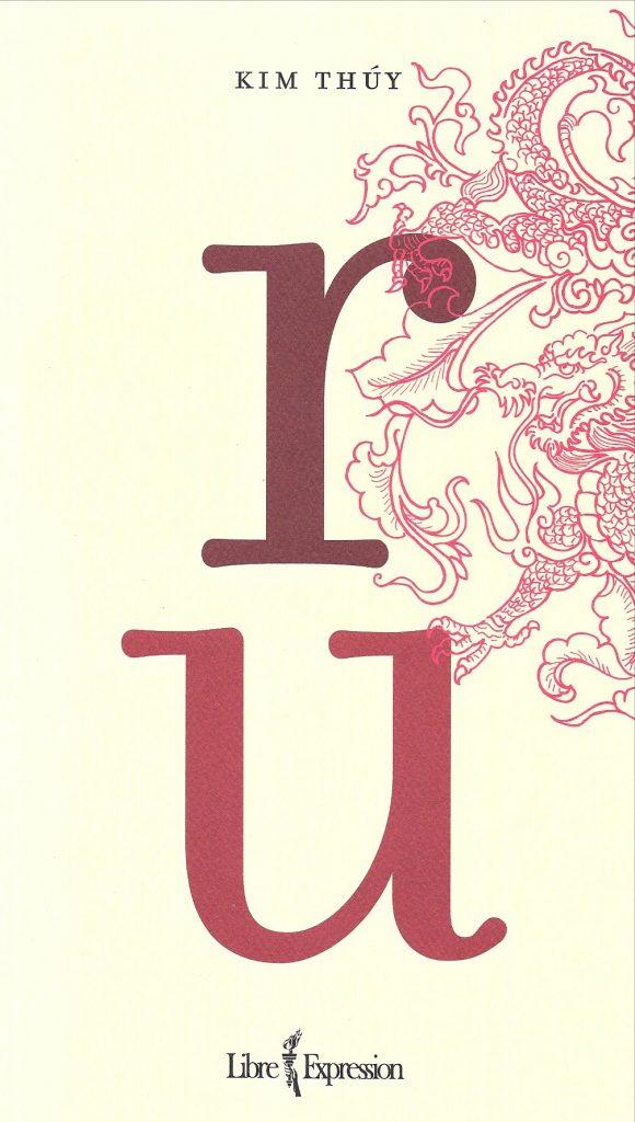 Kim Thúy, Ru, 2009, couverture