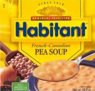 French-Canadian Pea Soup Habitant