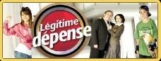«Légitime dépense», émission de télévision, publicité, 2011