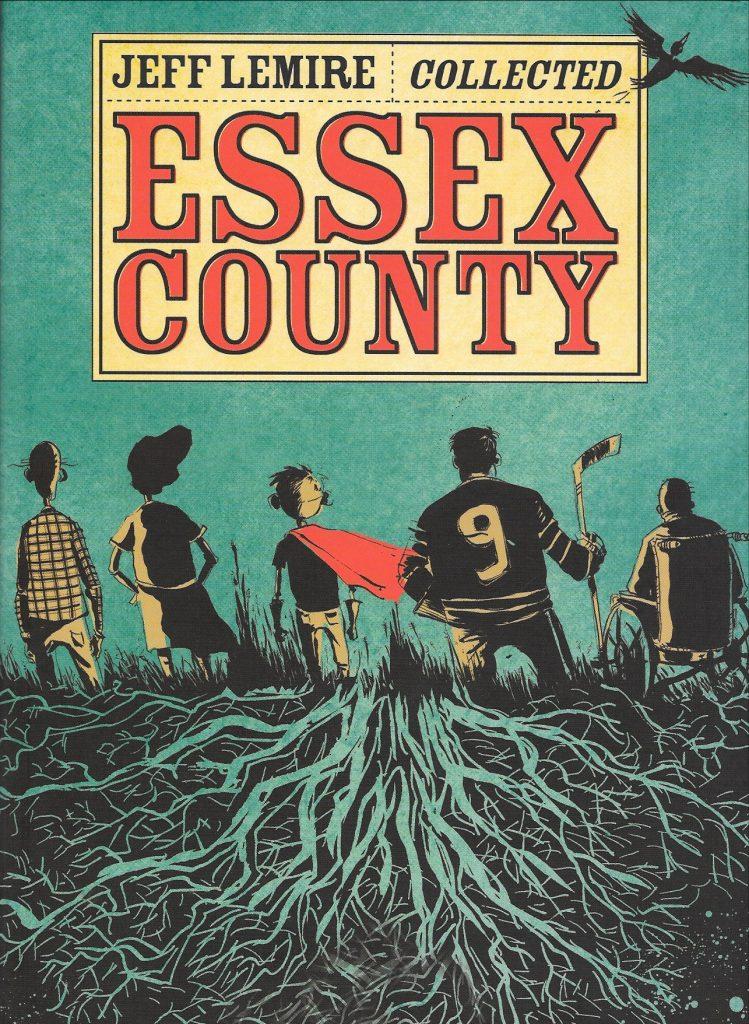 Jeff Lemire, Essex County, 2009, couverture