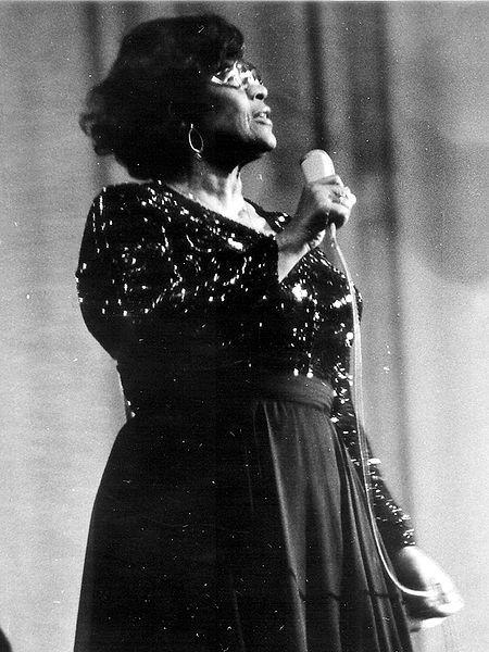 Ella Fitzgerald en 1975