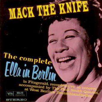 Mack the Knife, 1960