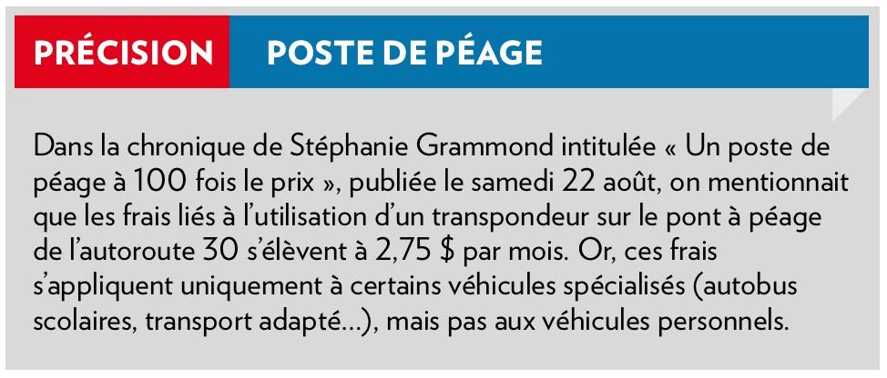 La Presse+, 26 août 2015