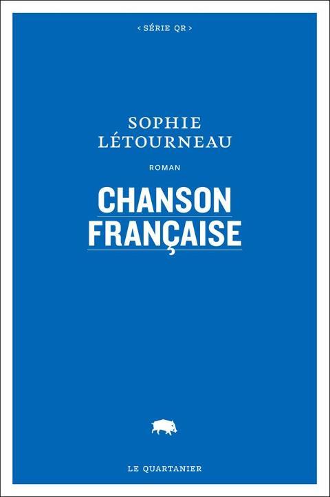Sophie Létourneau, Chanson française, 2013