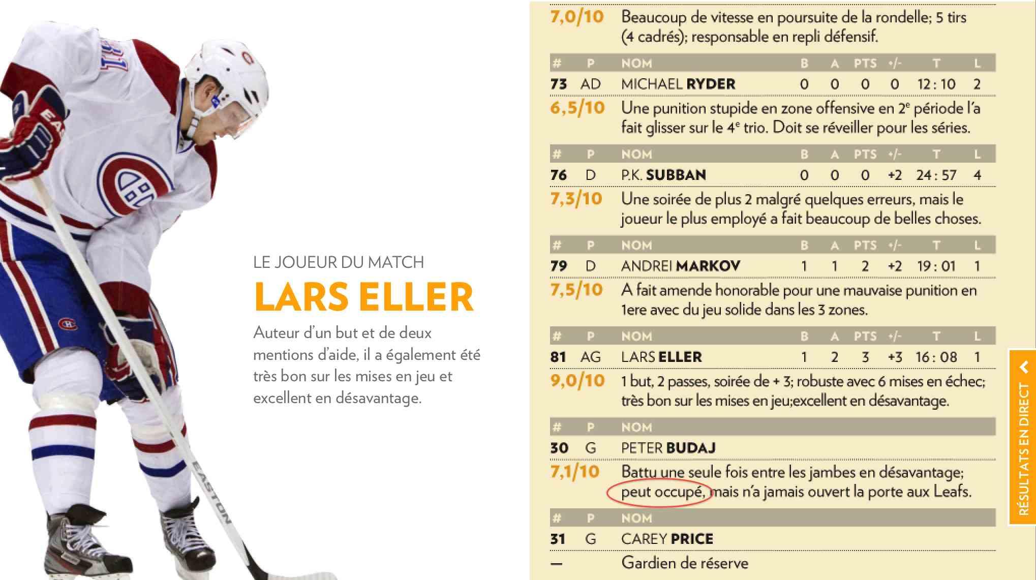 La Presse+, édition du 28 avril 2013