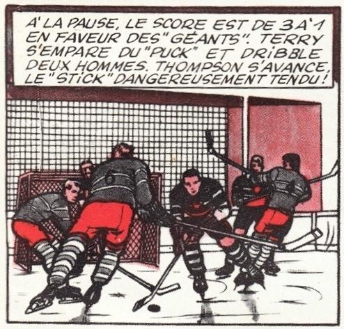 Jean Graton, «La revanche de Terry», 1957, p. 29