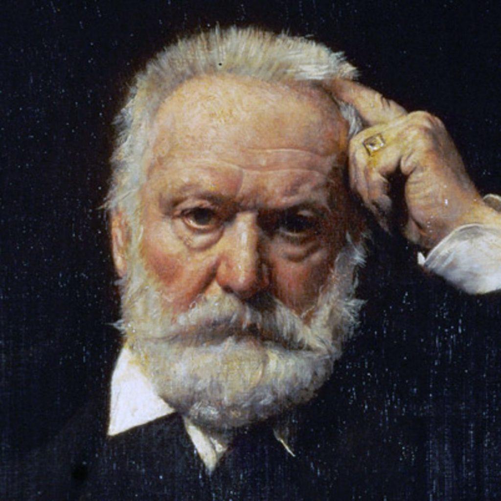 Victor Hugo, portrait