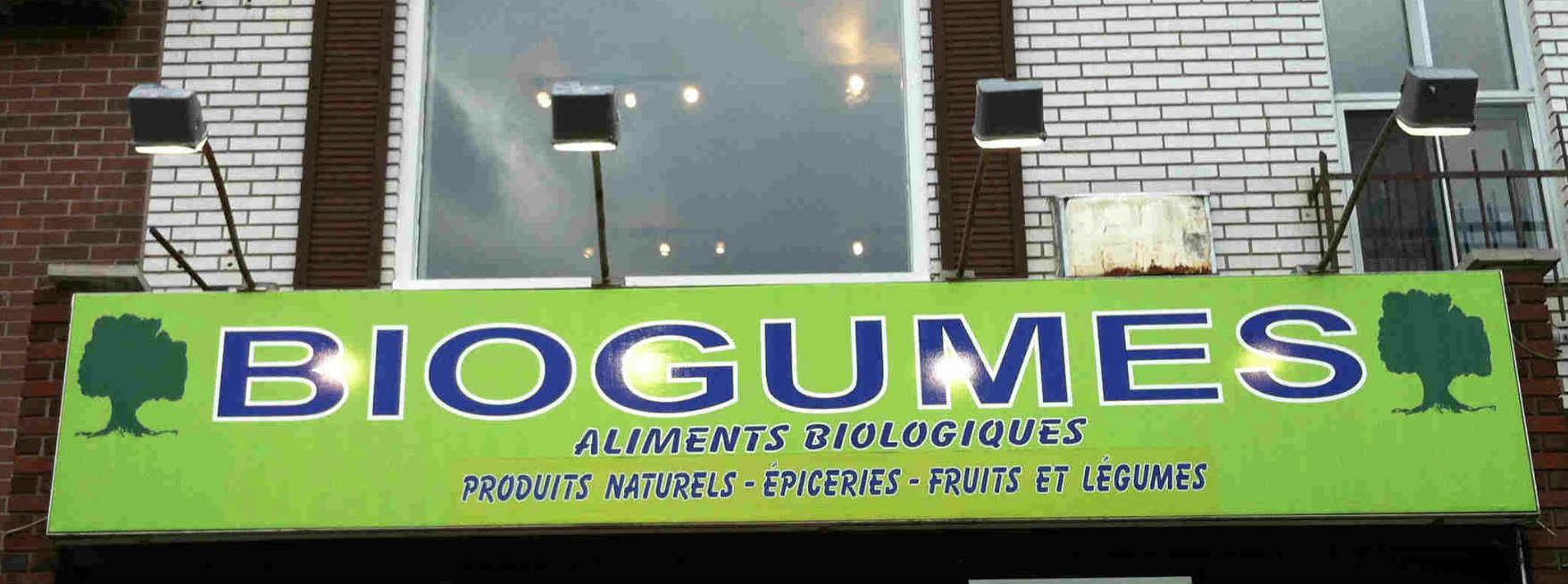 Des légumes bio ?