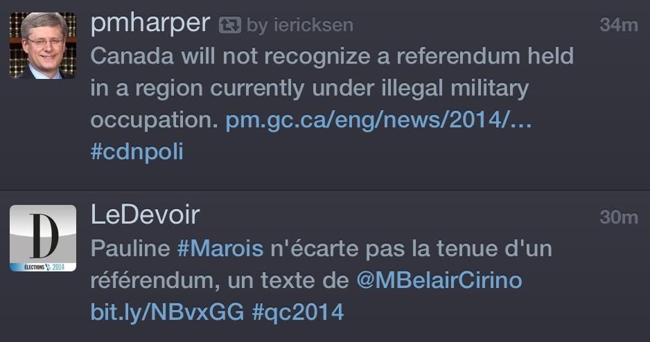 Deux référendums