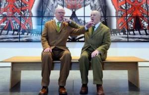 Gilbert et George, 2014