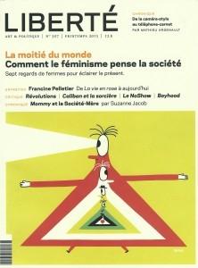 Liberté, 207, printemps 2015, couverture