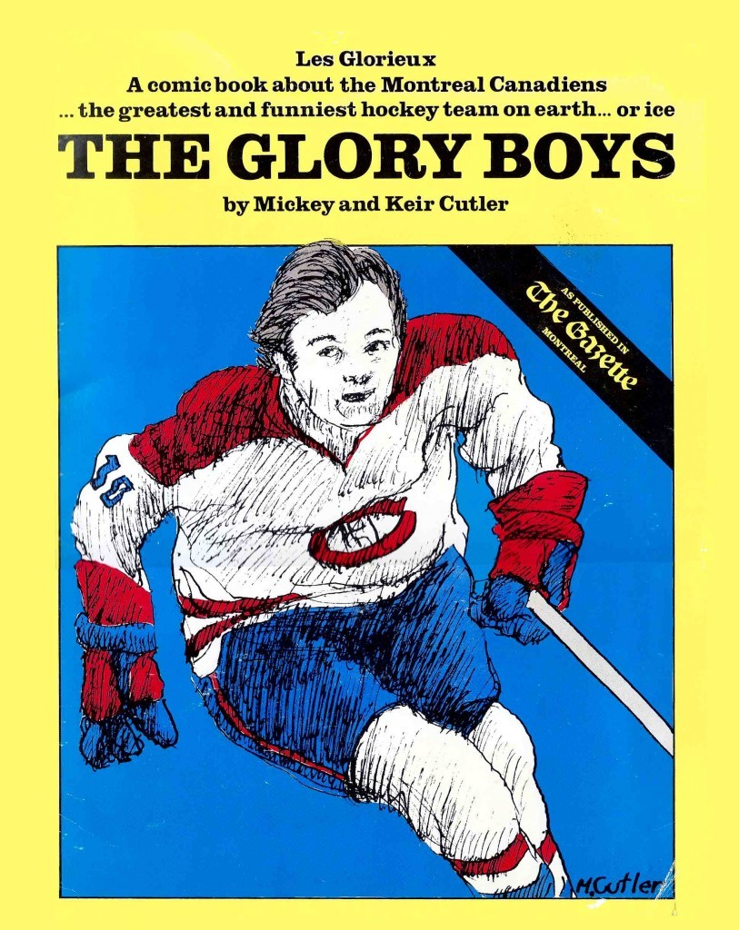 Mickey et Keir Cutler, The Glory Boys, 1979, couverture