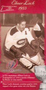 Billet pour un match des Canadiens de Montréal, février 2009