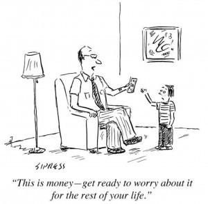 Caricature de David Sipress, The New Yorker, 2 septembre 2015