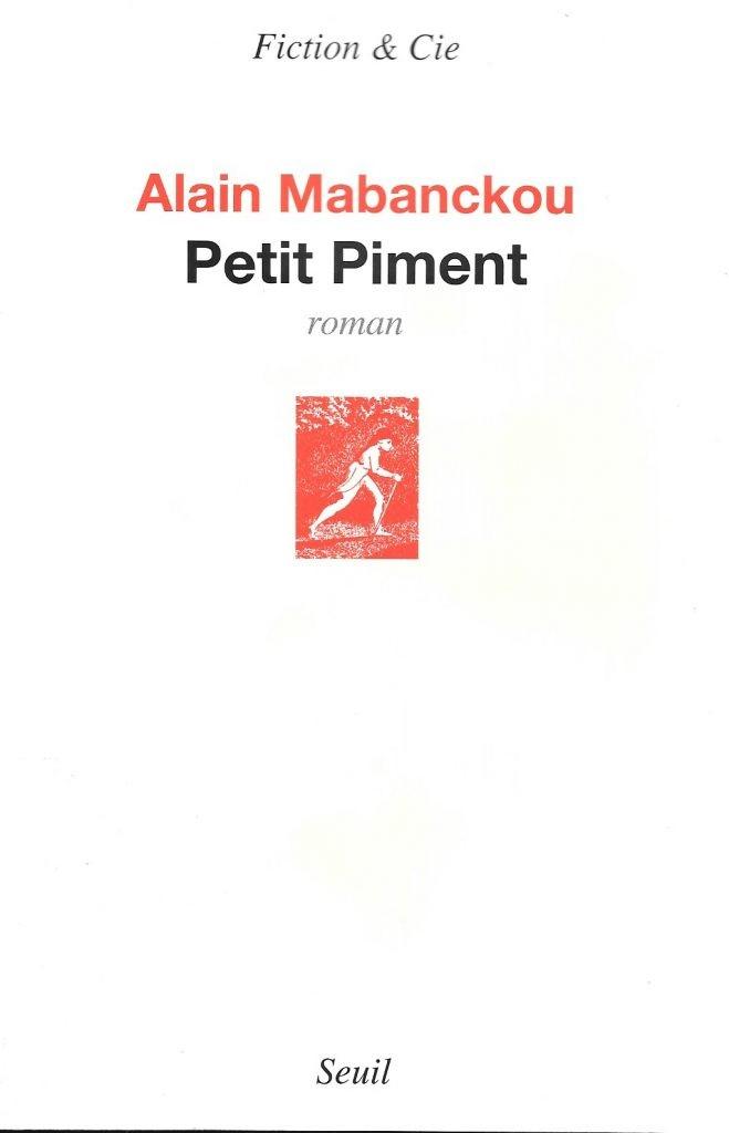 Alain Mabanckou, Petit Piment, 2015, couverture