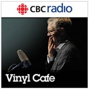 Logo de l'émission de radio The Vinyl Cafe