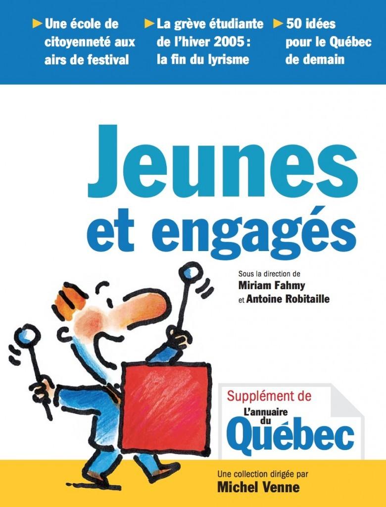 Jeunes et engagés, 2005, couverture
