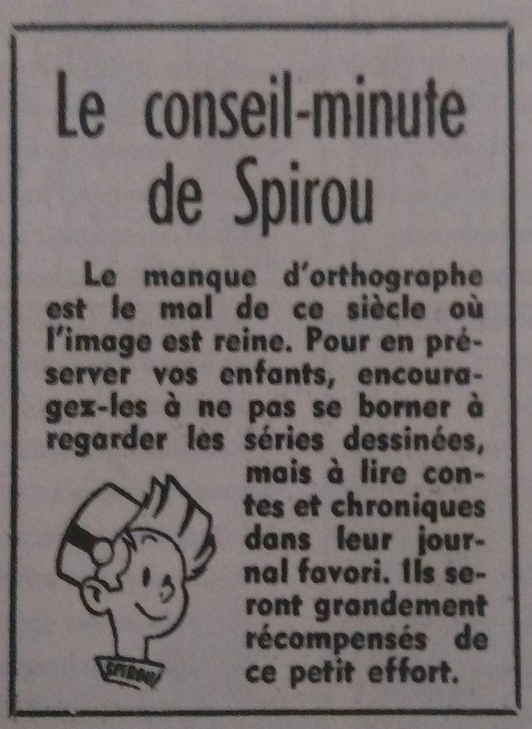 Bonnes Soirées, 1749, 14 août 1955