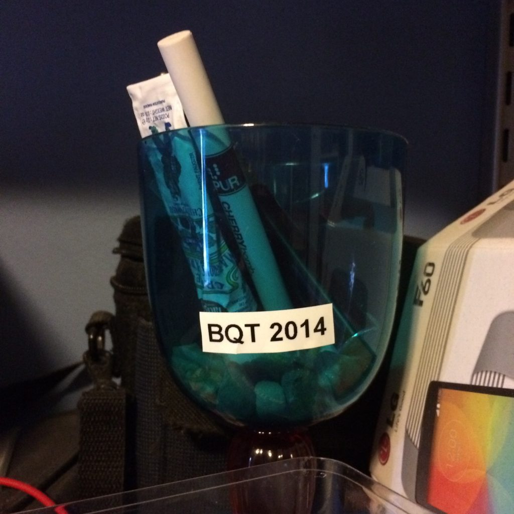Trophée Baquet 2014