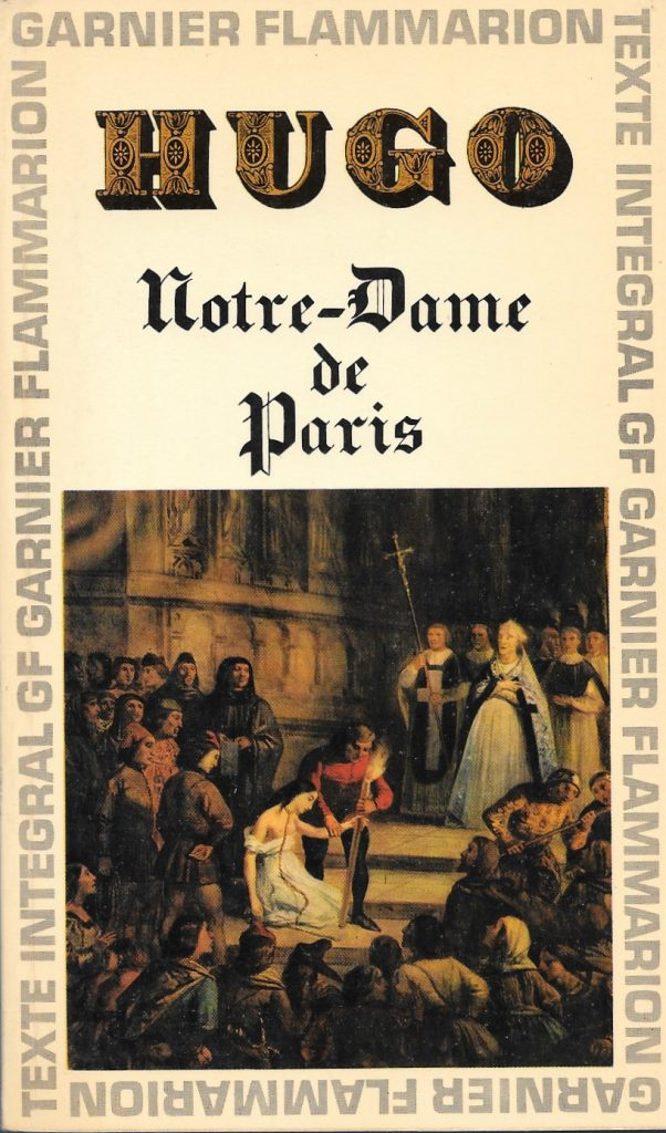Victor Hugo, Notre-Dame-de-Paris, éd. de 1969, couverture