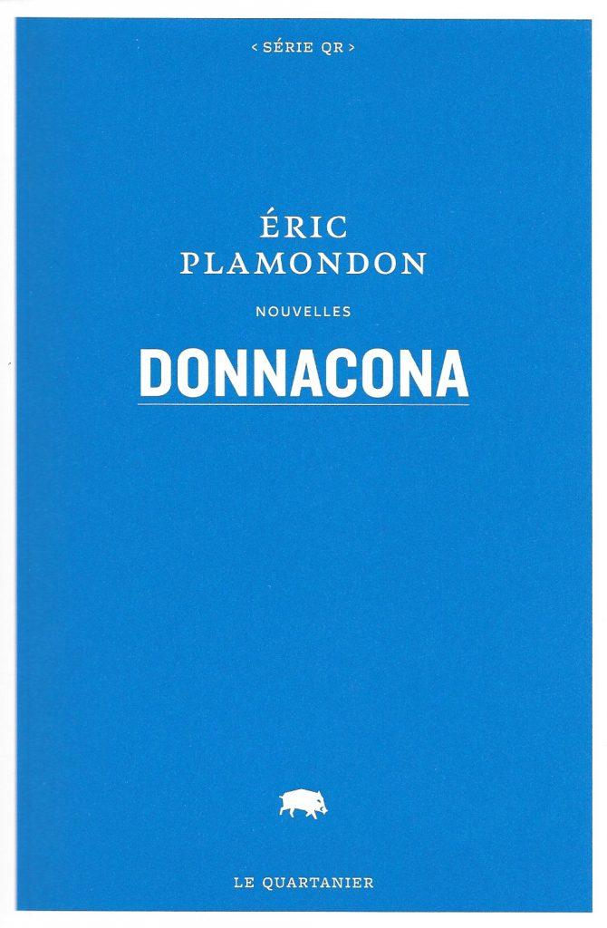 Éric Plamondon, Donnacona, 2017, couverture
