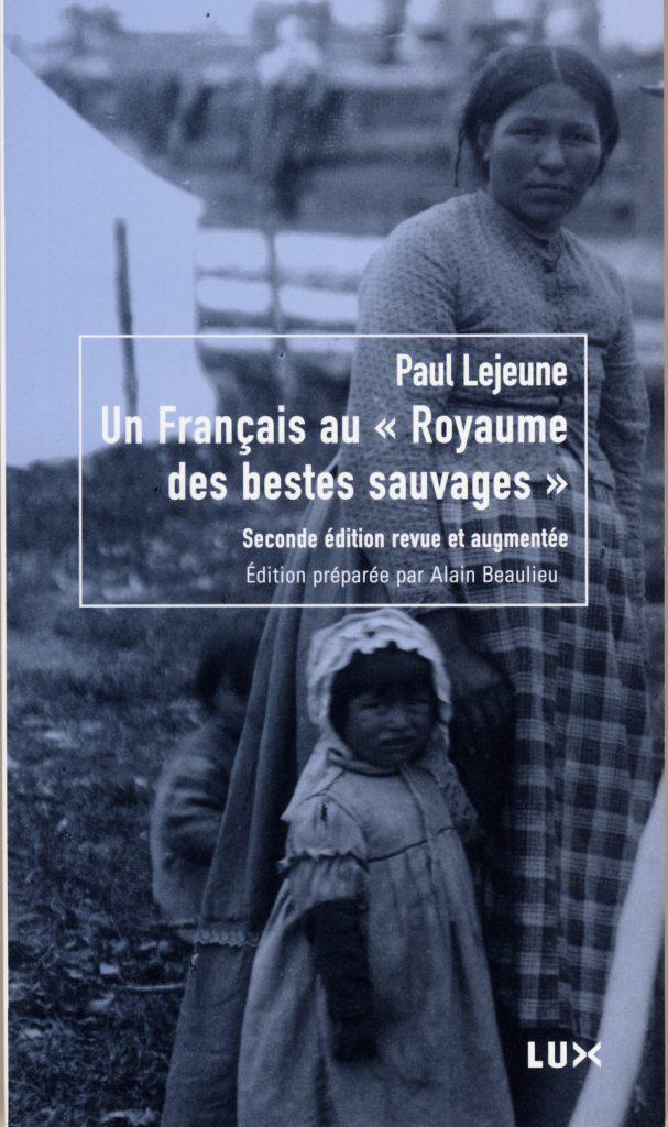 Un Français au «royaume des bestes sauvages», 2009, couverture