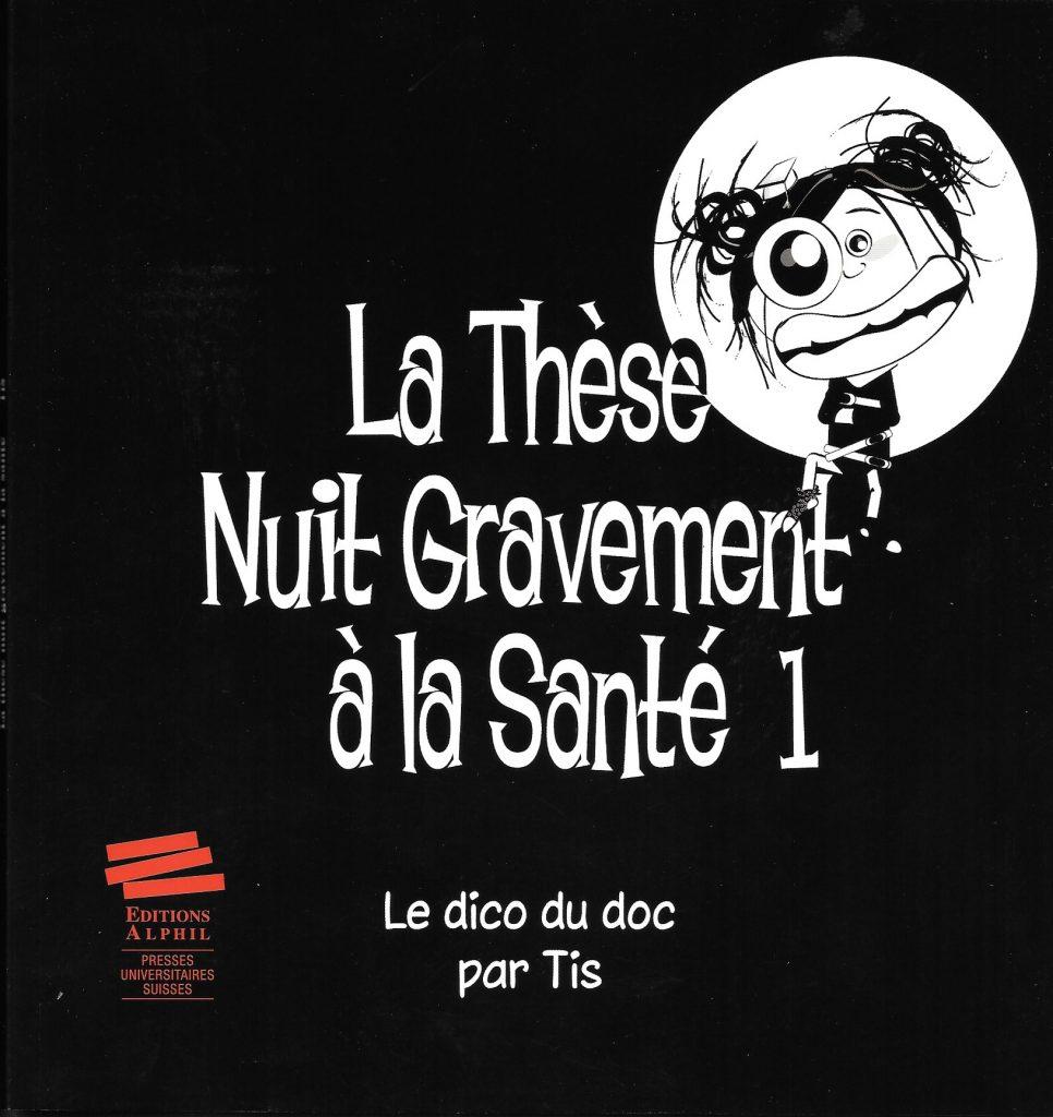 Tis, le Dico du doc, éd. de 2015, couverture