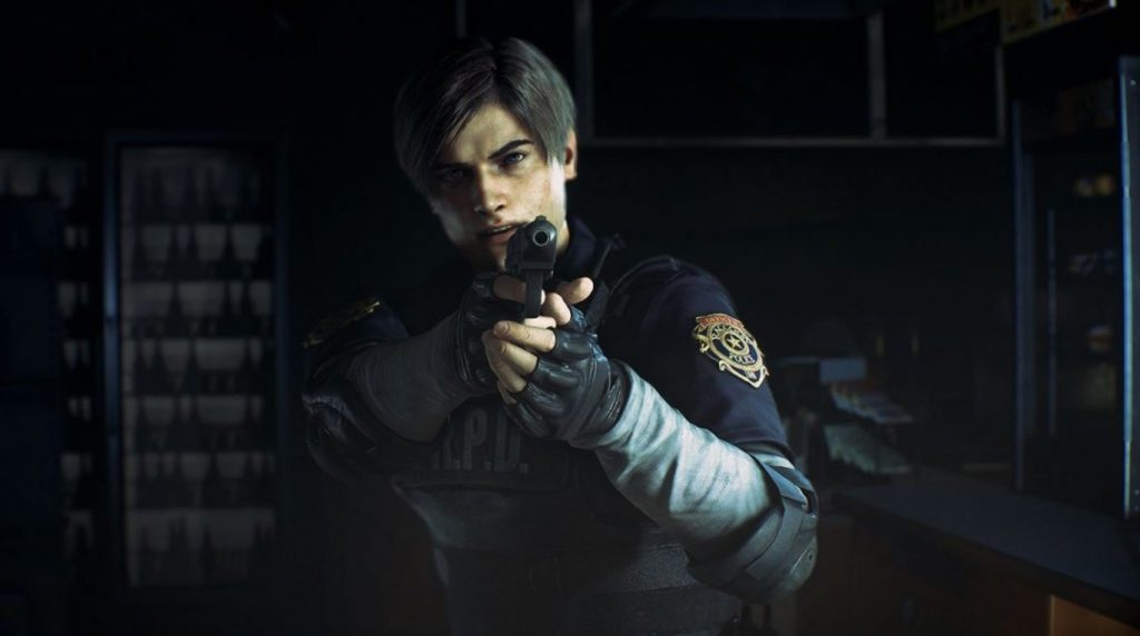 Resident Evil 2, jeu vidéo