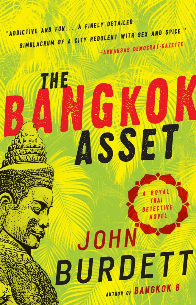 John Burdett, The Bangkok Asset, couverture