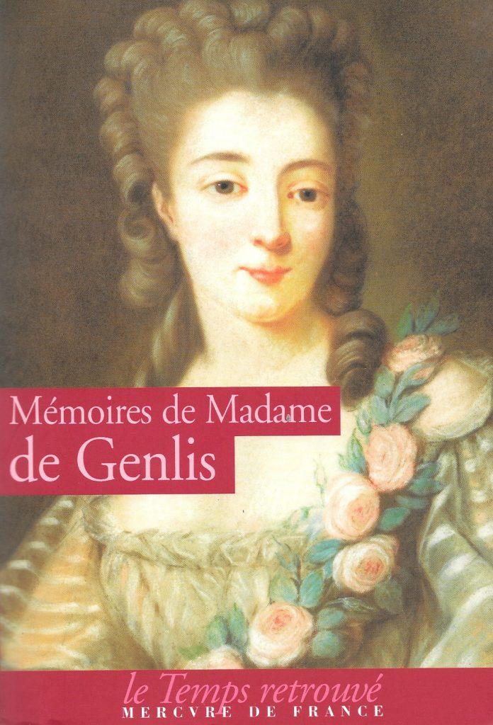 Mémoires de madame de Genlis, éd. de 2004, couverture
