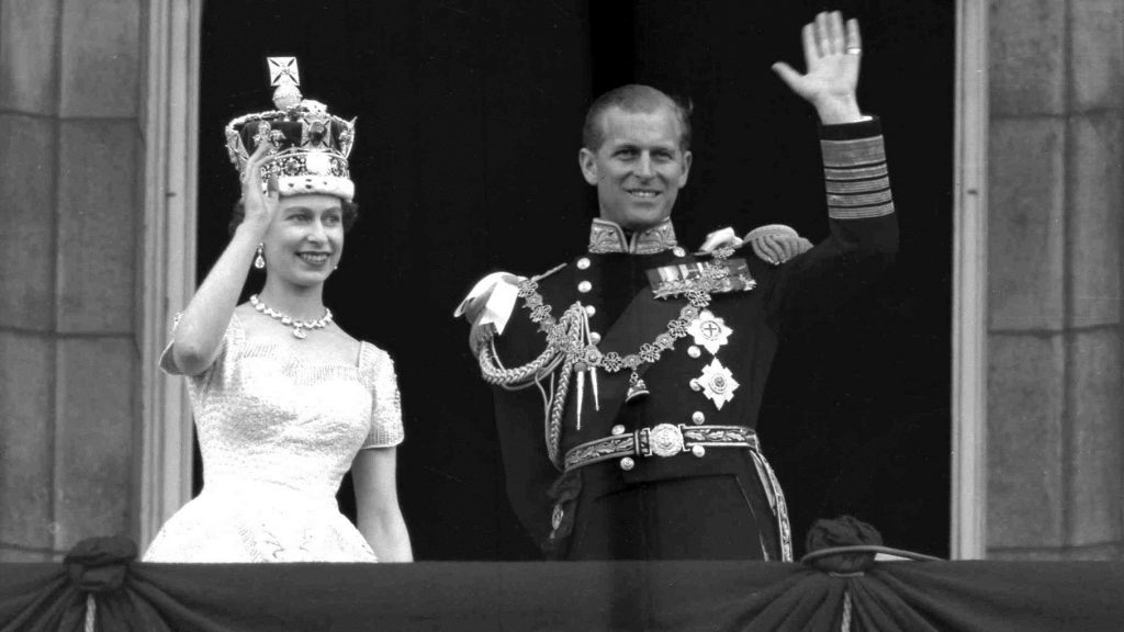 La reine Elizabeth II et le prince Philip, 2 juin 1953