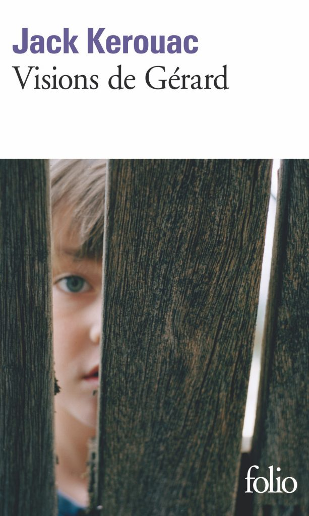 Jack Kerouac, Visions de Gérard, éd. de 2012, couverture