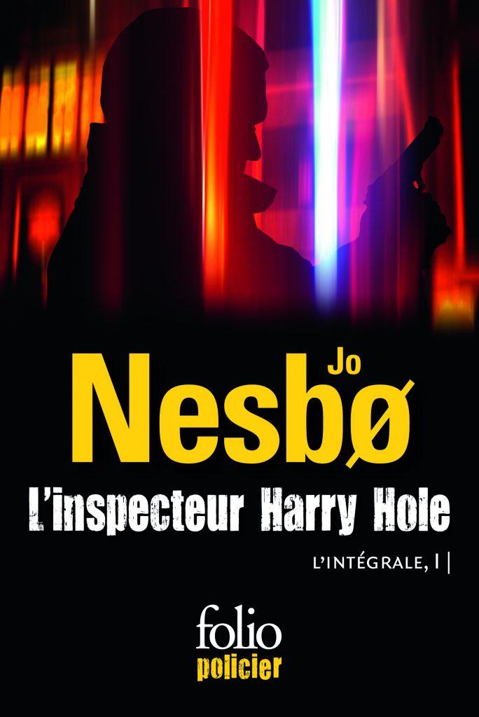 Jo Nesbø, les Cafards, éd. de 2015, couverture