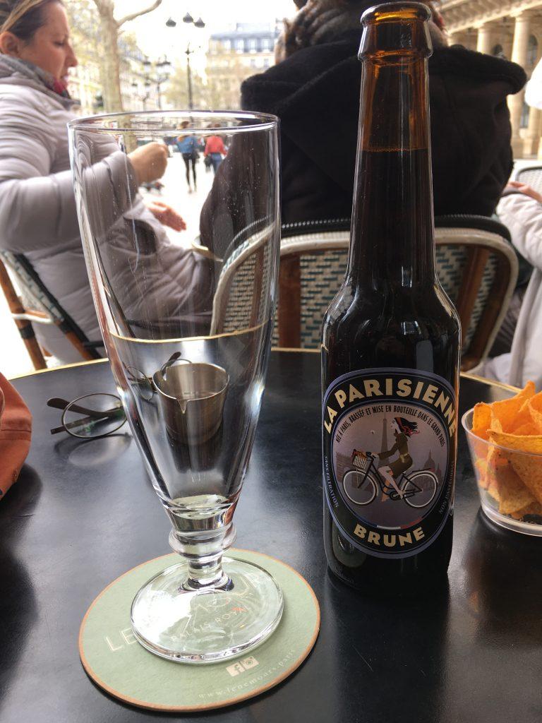 Parisienne, bière brune parisienne