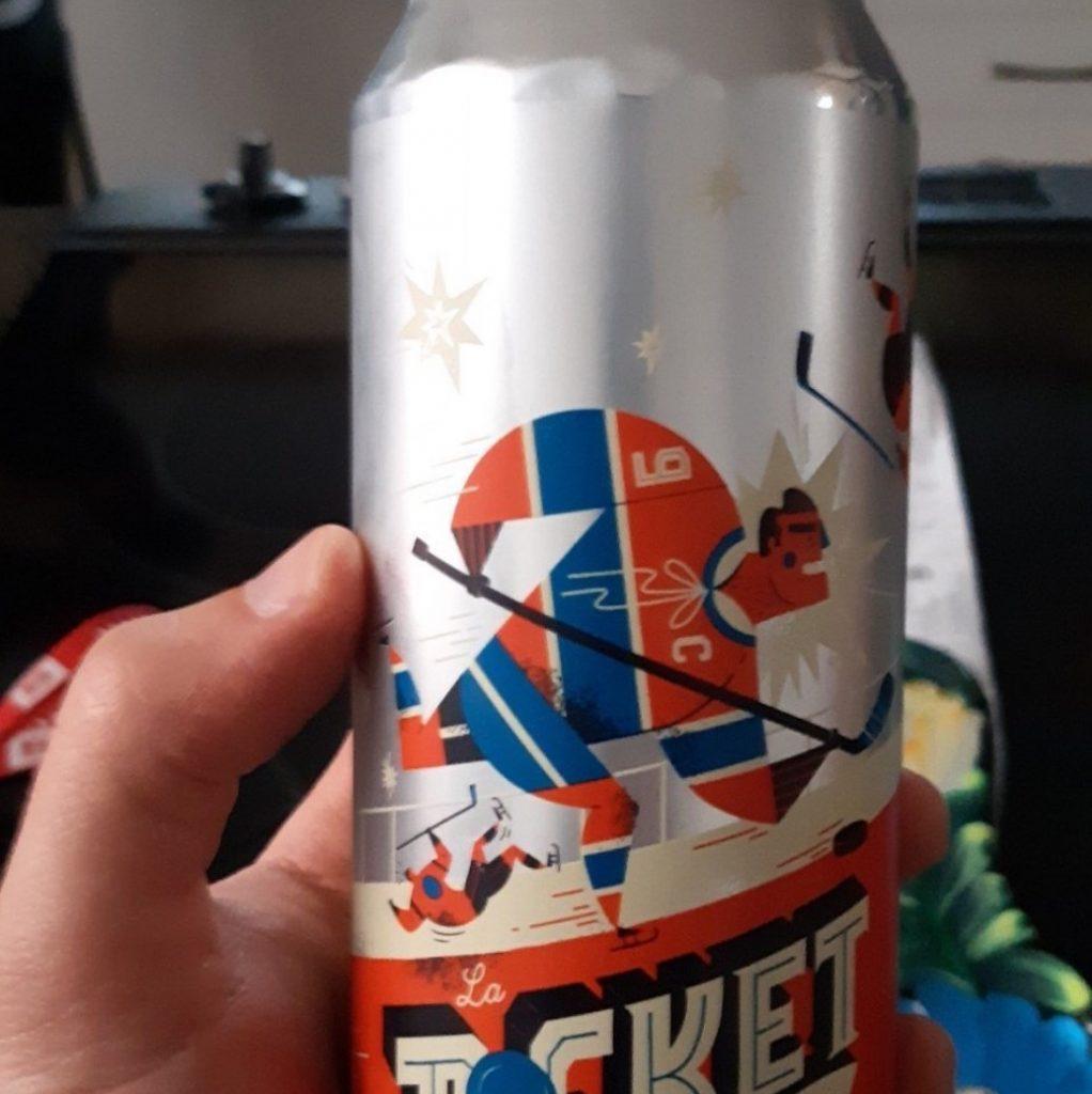 Bière Rocket, Ferme brassicole des Cantons