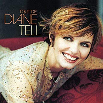 Tout de Diane Tell, pochette