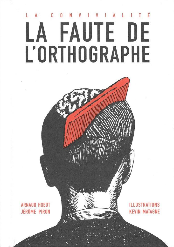 Arnaud Hoedt et Jérôme Piron, la Convivialité, 2017, couverture