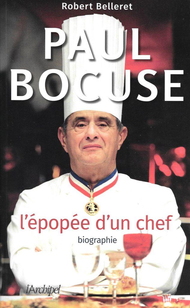 Robert Belleret, Paul Bocuse, 2019, couverture