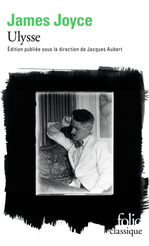 James Joyce, Ulysse, éd. de 2013, couverture