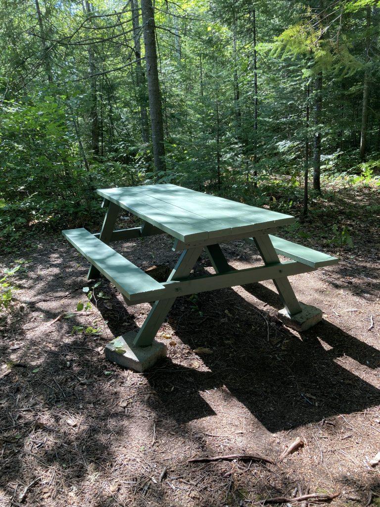 Table à pique-nique