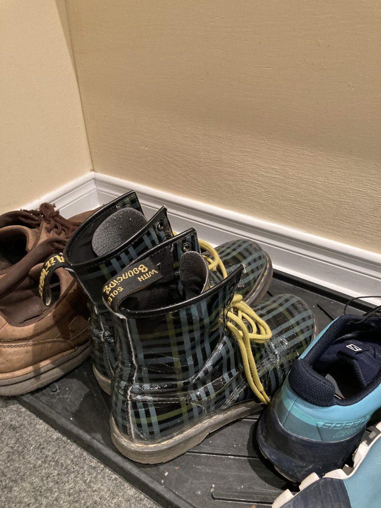 Bottines et chaussures